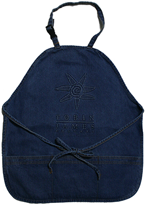 Product Image for Logo Denim Apron