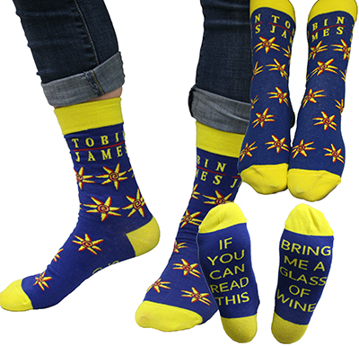 Tobin James Socks Product Image